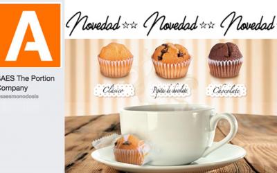 Nuevos mini-muffins