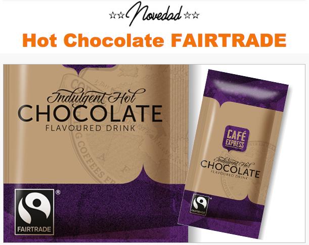 Hot chocolate FAIRTRADE