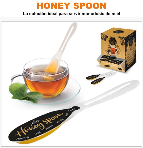 Honey spoon