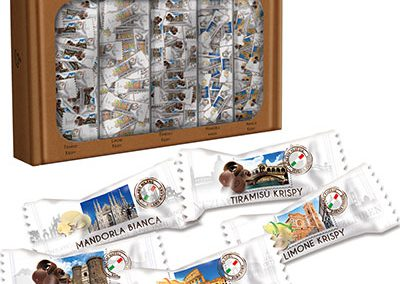 "Chocolatinas ""ITALIAN SELECTION"""