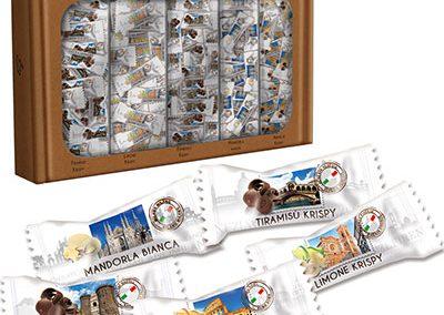 """Chocolatinas """"ITALIAN SELECTION"""""""