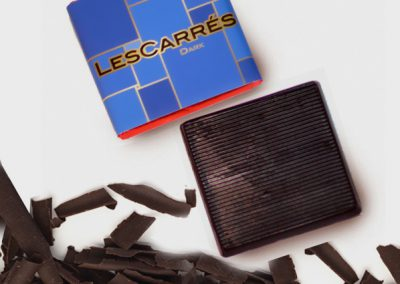 Chocolatina Les Carré dark