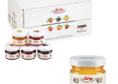 Minibote de miel