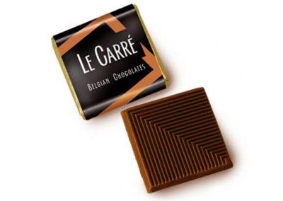 Chocolatina Les Carrés