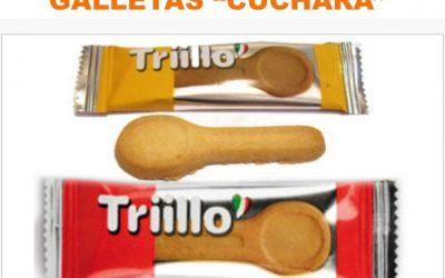 """Triillo, las galletas """"cuchara"""""""