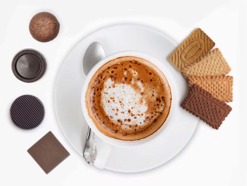 Galletas y chocolates