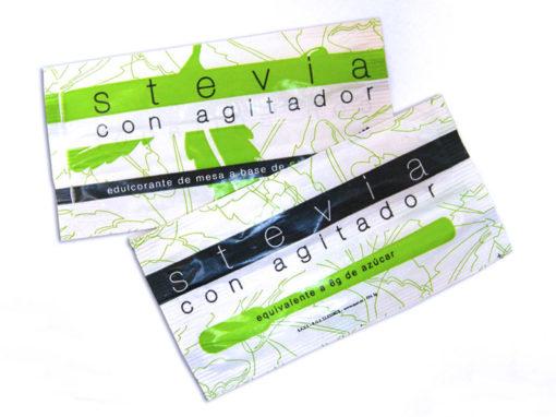 Stevia con agitador